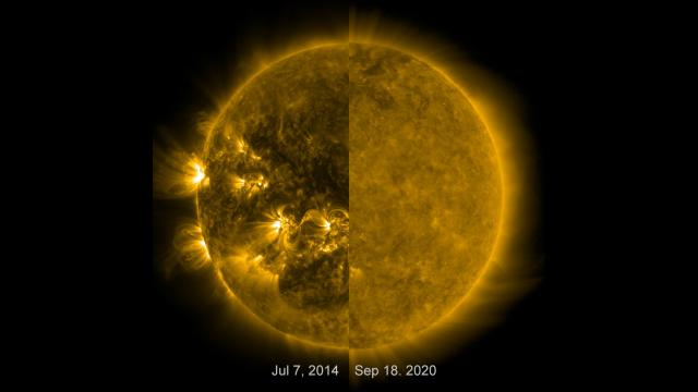 Happy Solar Cycle 25