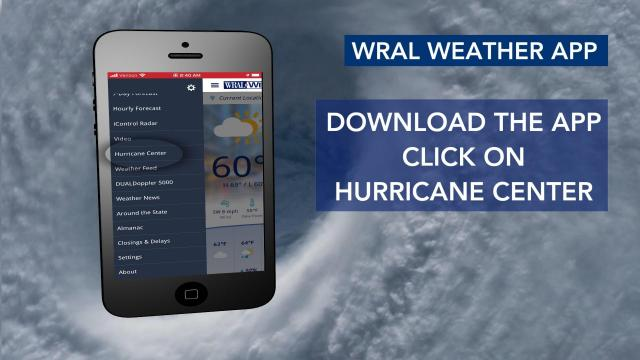 Download the WRAL Weather App
