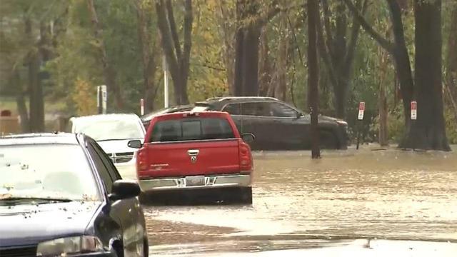 Founain Drive in southeast Raleigh