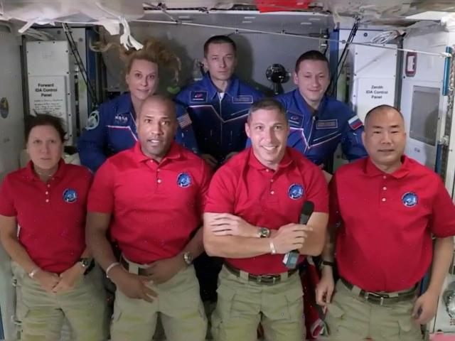 Thanksgiving aboard the International Space Station - WRAL.com