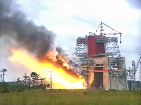 How to watch NASA test the worlds' most powerful rocket