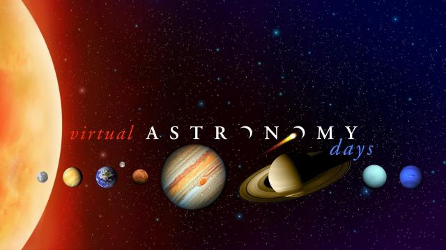 2021 Astronomy Days at the NC Museum of Natural Sciences, Jan 25-31