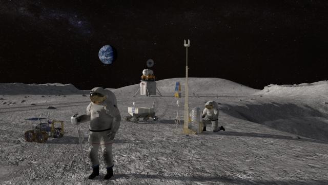 The Artemis Moon Program