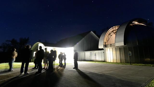 Appalachian State University Dark Sky Observatory
