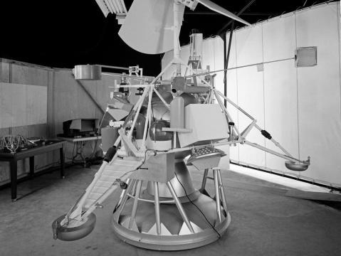Surveyor 2 lunar lander