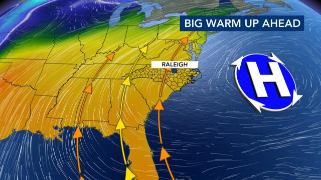 WRAL Weather Feed: Zach Maloch