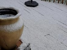 Your pics: Snow flurries fall near North Carolina-Virginia line