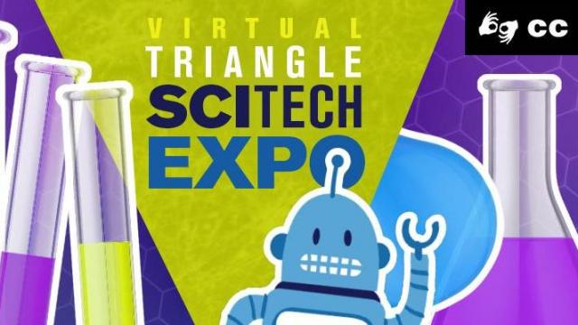 Triangle SciTech Expo is underway