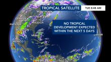 IMAGES: Hurricane season is officially underway
