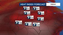 IMAGES: Triple-digit heat index: Avoid heat-related injuries and illness