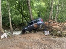 Fred leaves parts of western NC underwater