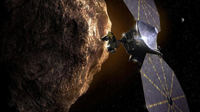 NASA embarks on 12 year mission to study 'Trojan' asteroids