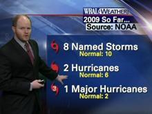 Web Weather Extra: November hurricane update
