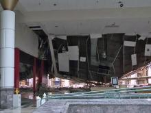 Goldsboro mall damaged by Hurricane Irene