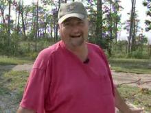 Harlowe hurricane victim: 'I'm outta here'
