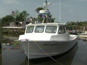 Wanchese fishing boat