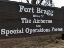 Military officer court-martialed at Fort Bragg