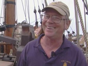 Robin Walbridge in 2005