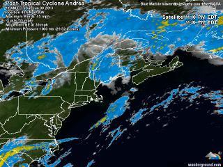 Andrea Satellite - wunderground.com