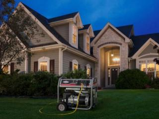 Use generators safely after a storm.