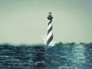 A hurricane of Katrina's magnitude would reshape the Carolina coast.
