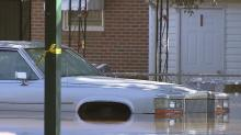 Some Lumberton residents need to get back to flooded homes while others look to leave