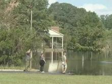 Rising Tar River threatens worse flooding in Tarboro