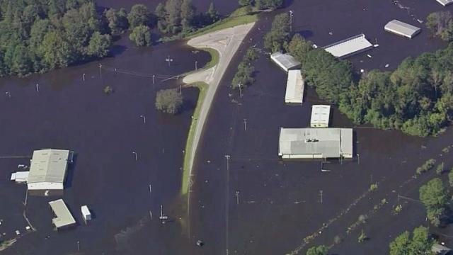 Princeville flooding