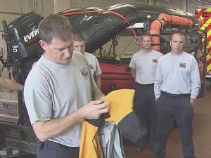 Since Hurricane Matthew hit, crews have come by boat and by air to pull 2,300 North Carolina flood victims to safety.