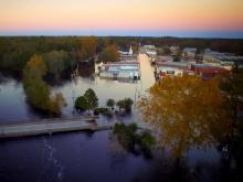 Fair Bluff flood