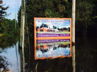 Kinston flooding
