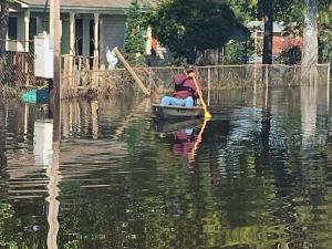 Lumberton flooding