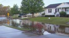 IMAGE: Kinston flood victims live off donations, faith