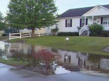 Kinston flooding