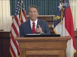 Gov. Pat McCrory on Wednesday announced the creation of the Hurricane Matthew Recovery Committee to help the state of North Carolina rebuild following the deadly Oct. 8 storm.