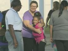 Robeson County schools reopen 3 weeks after Hurricane Matthew
