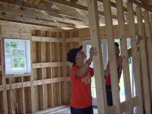 Samaritan's Purse brings new homes to flooded Pinetops