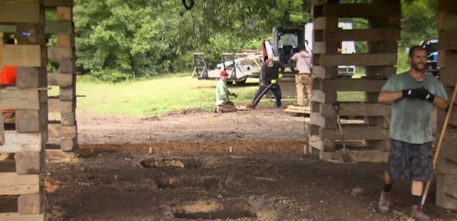 Princeville perseveres, rebuilds after Hurricane Matthew