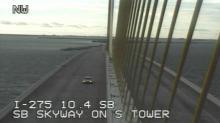 Skyway Bridge over Tampa Bay