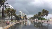 Ft. Lauderdale water spout
