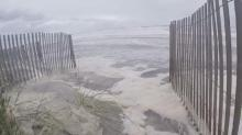 Rip currents, beach erosion the worries at Wrightsville Beach