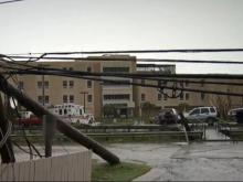 'Thankful for their help:' Fort Bragg soldiers aid in USVI hospital recovery after Irma