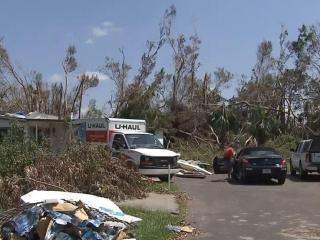 Samaritan's Purse volunteer from Clayton helps Irma victims in Naples