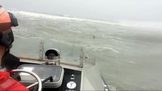USCG Station Oregon Inlet conducts surf training