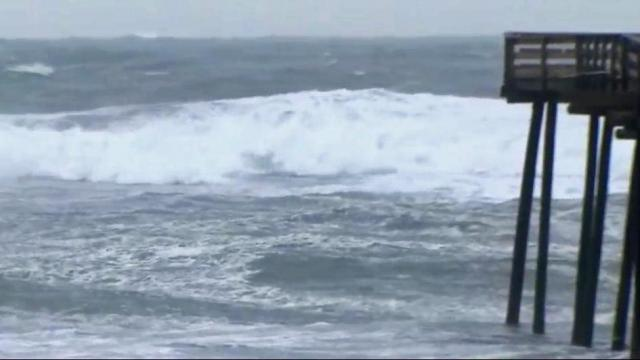 Tourists forced to evacuate Ocracoke, Hatteras islands as Maria approaches