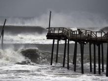 Maria brings rough surf to Outer Banks