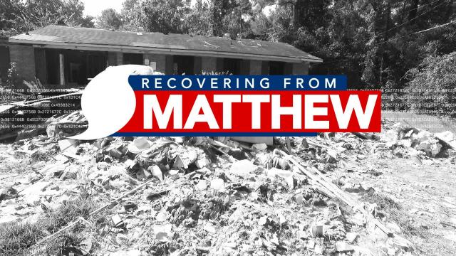 Recovering from Matthew