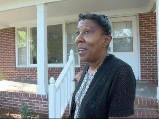 Matthew victim surprised with fully furnished, remodeled home
