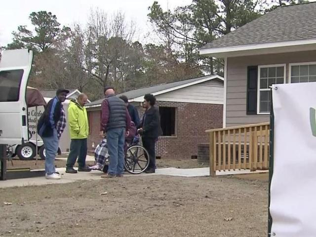 Residents in Cumberland wary of storms.<br/>Web Editor: Alfred Charles