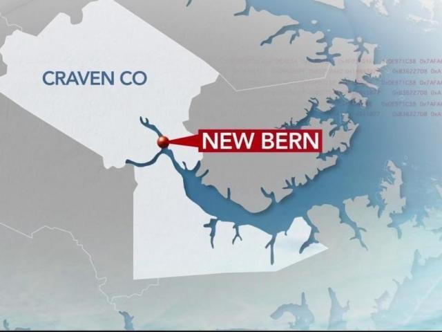 Major Flooding Swamps New Bern Streets Wral Com